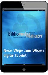 Logo BibliomedManager
