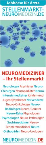 Banner Stellenmarkt Neuromedizin